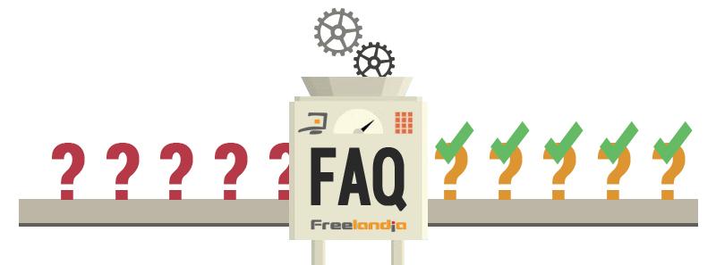 FAQ Siti web