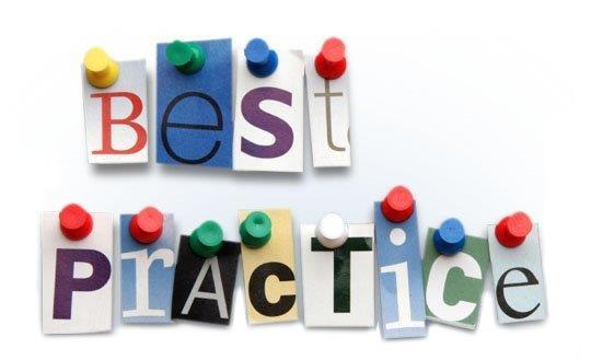 Best practice e-commerce